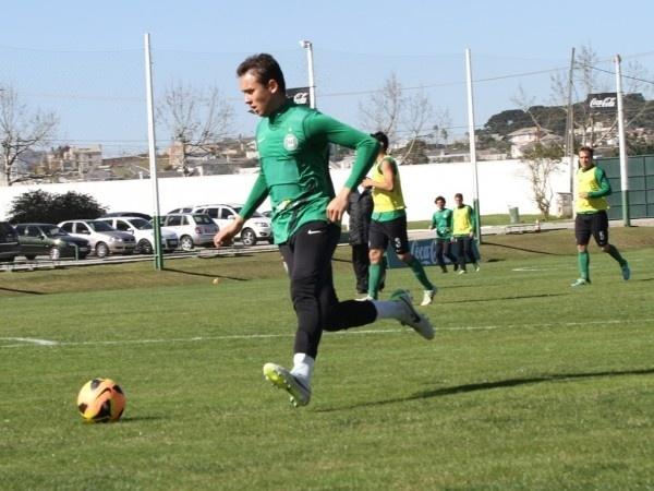 Keirrison participa de treinamento no Coritiba