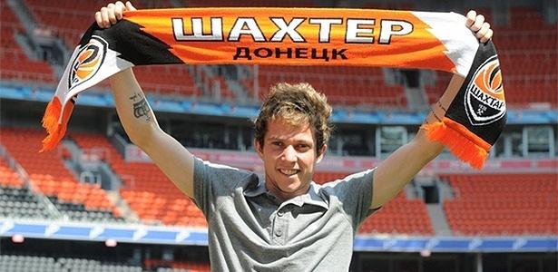 Divulgação/Shakhtar Donetsk