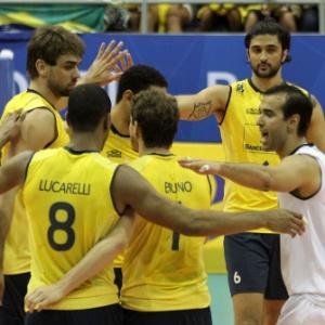 UOL Esporte - Vôlei: Brasil supera o Chile e garante vaga no Mundial de vôlei do ano que vem