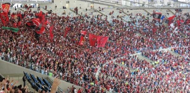 Fla teve atritos com o consórcio que gere o Maracanã, mas resolveu as questões para seguir no estádio