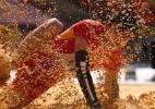 Mundial de Atletismo - 5° dia - AFP PHOTO / ADRIAN DENNIS
