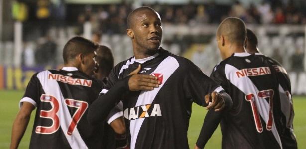 O zagueiro Rafael Vaz está confiante em um bom desempenho do Vasco contra o Cruzeiro