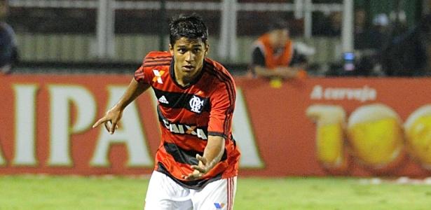 O lateral Digão atuou em apenas duas partidas pelo Flamengo como profissional