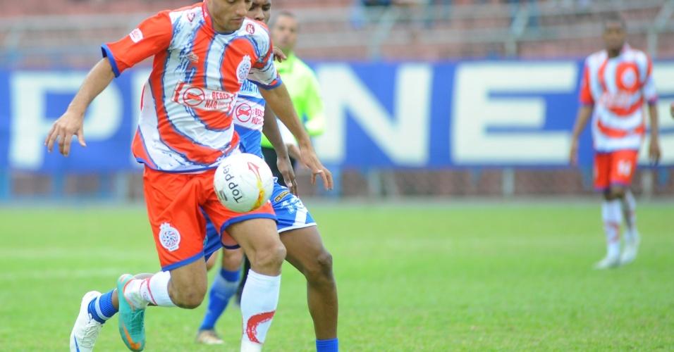 Pioneer/Vila Guacuri e Bafômetro/Heliópolis ficaram no 0 a 0 neste domingo pela Copa Kaiser