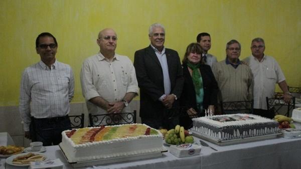 Roberto Dinamite comanda comemorações do Vasco pelo aniversário de 115 anos