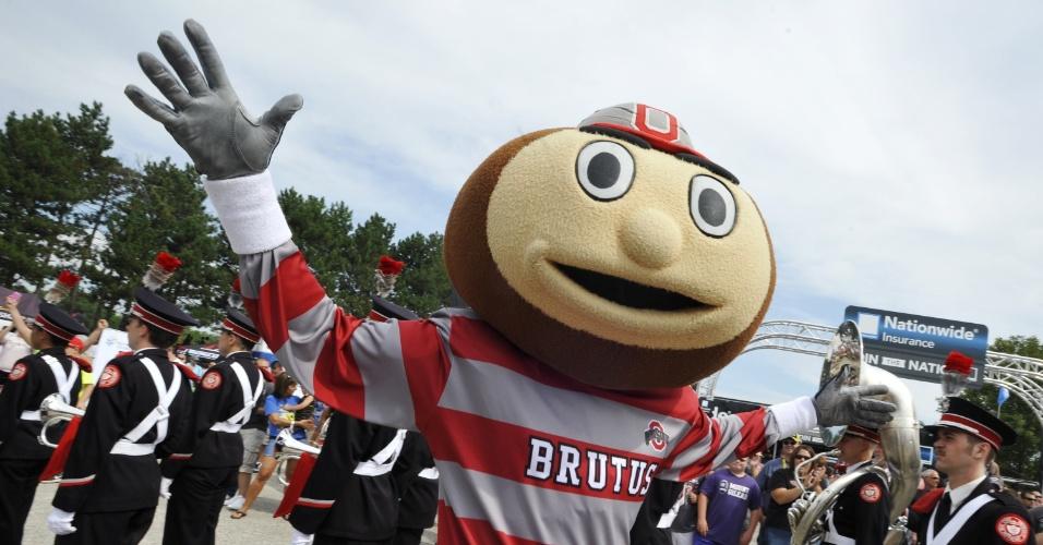 Brutus Mascote