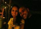 ficaram 7 meses juntos: Prestes a ser pai, Adriano termina seu noivado