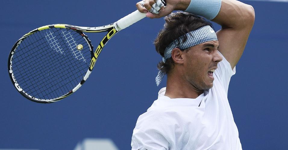 31.ago.2013 - Nadal