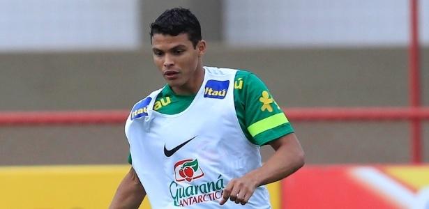 Seleção treinou em Miami, mas Thiago Silva ficou fazendo reforço muscular no hotel