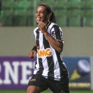 : Ronaldinho brilha, Atlético-MG empata e Flu pode acabar no Z-4