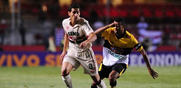 Paulo Henrique Ganso vive boa fase no São Paulo. Com Muricy, é titular absoluto e quer jogar com Jadson