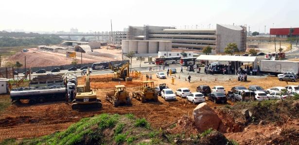 Complexo viário próximo a estádio do Corinthians tem 52% das obras concluídas, segundo governo
