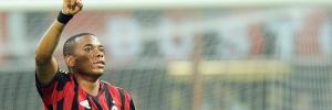 futebol internacional : Pelo Italiano, Robinho marca e Milan escapa de derrota para o Bologna nos acréscimos