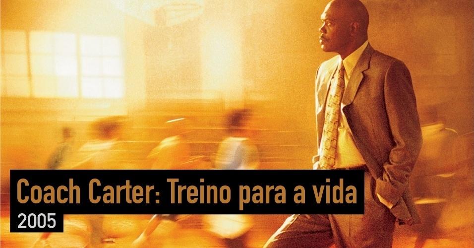 Filme Coach Carter: Treino para a vida