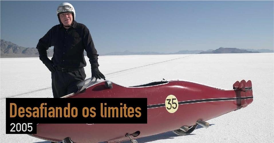 Filme Desafiando os limites