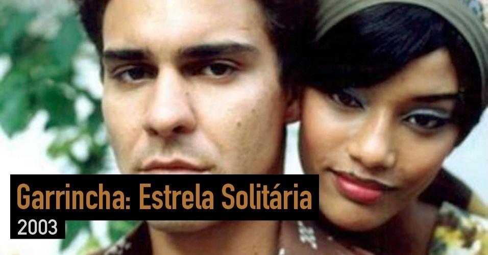 Filme Garrincha: Estrela Solitária