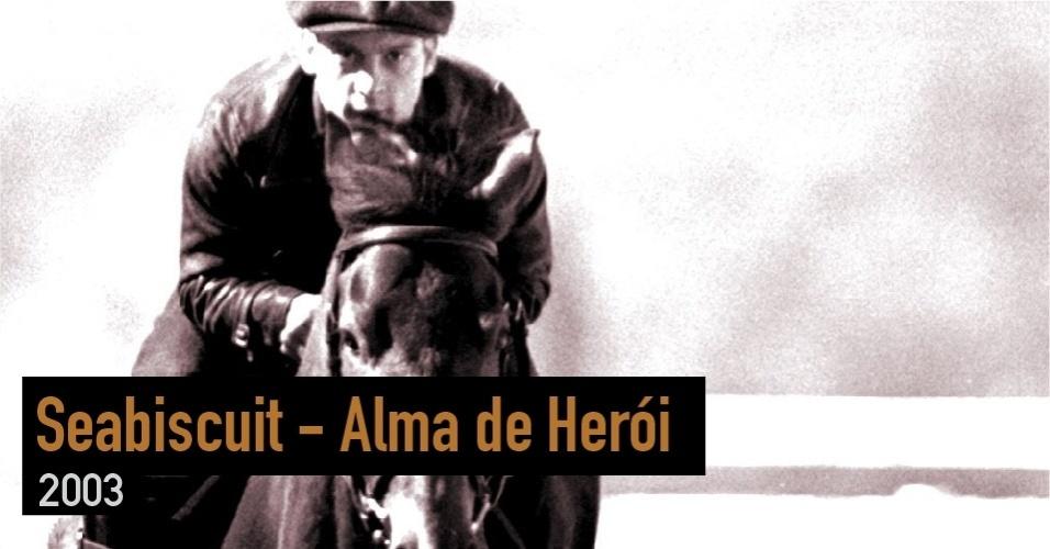 Filme Seabiscuit - Alma de Herói