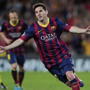 fácil: Com show de Messi e assistência de Neymar, Barcelona goleia o Ajax
