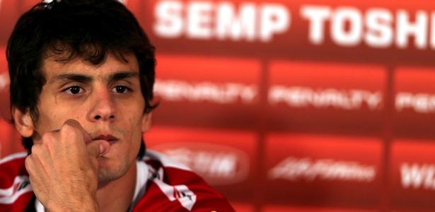 Rodrigo Caio tem contrato de agenciamento com a Gestifute, de Portugal, até setembro