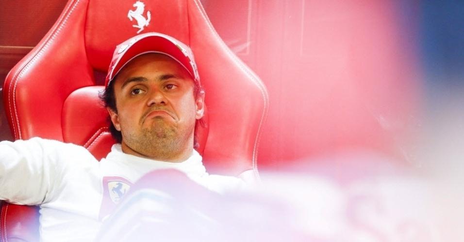 Massa avisou antes de chegar à Cingapura que iria para cima de Alonso, evitando jogo de equipe