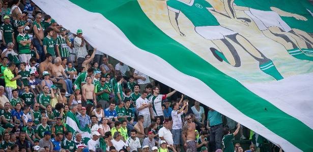Palmeiras não poderá enfrentar Figueirense e Guaratinguetá no estádio do Pacaembu
