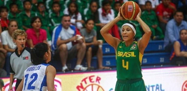 Seleção feminina vence Porto Rico e vai a Mundial de Basquete