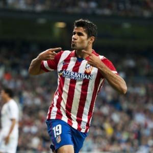 : Com gol de brasileiro, Atlético de Madrid bate o Real no Bernabéu