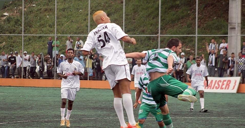 Leões da Geolândia, da Vila Medeiros venceu o Inajar de Souza, do Jardim Cachoeirinha, por 2 a 1