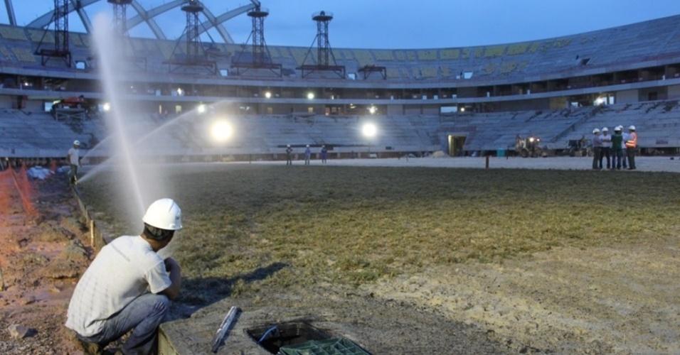 Arena Amazônia receberá quatro jogos no Mundial de 2014
