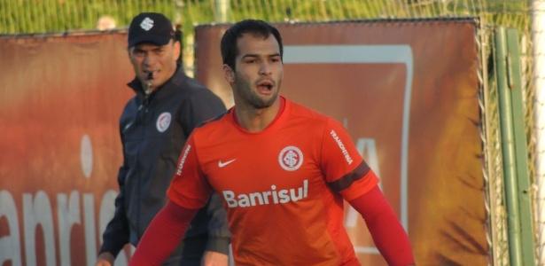 Muriel vem sendo titular por conta da lesão do irmão, Alisson, no time do Inter