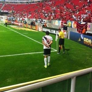 : Juninho corre risco de ficar fora do Brasileiro por atos contra o Flamengo