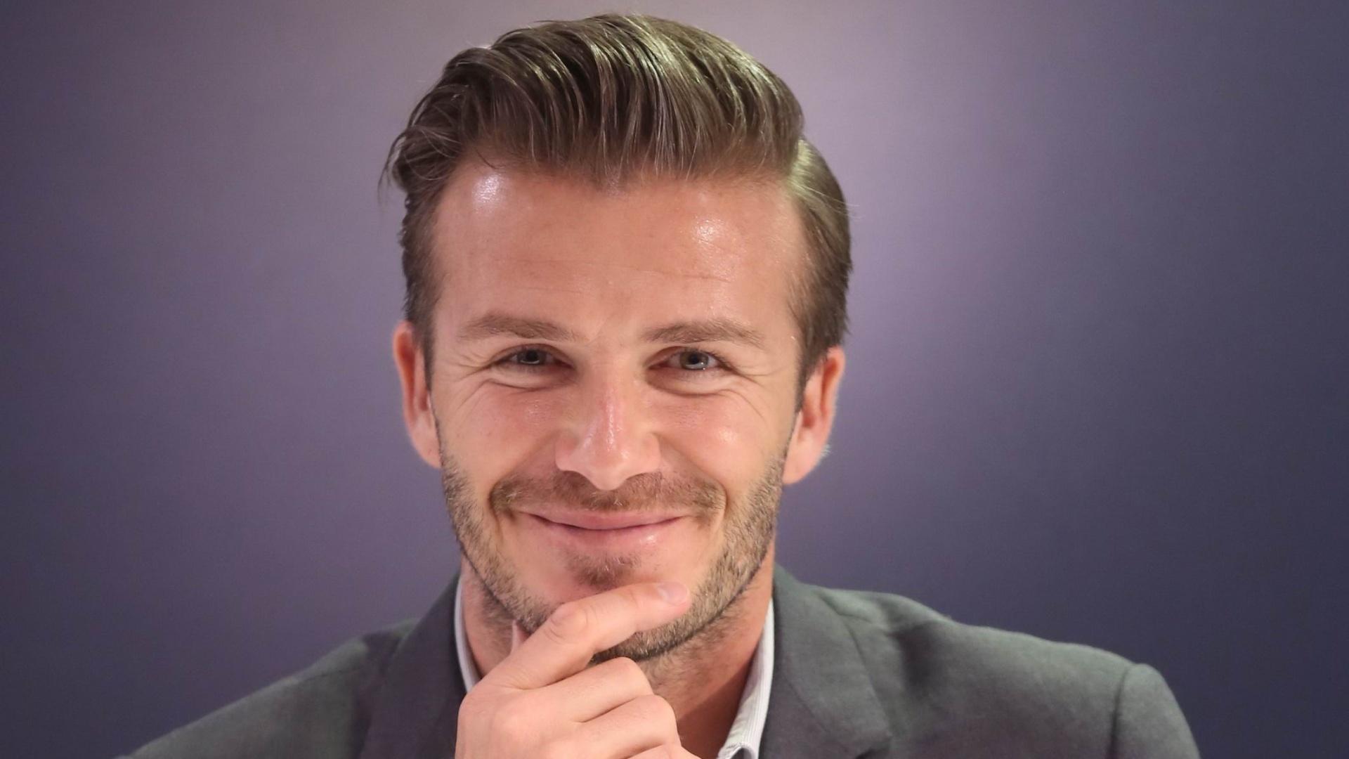 David Beckham ganhou mais do que US$ 26, 5 milhões em seu último ano como jogador de futebol