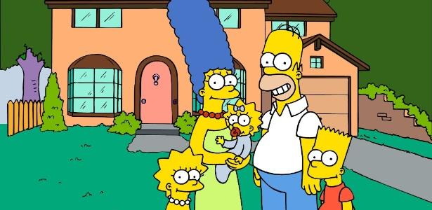 """Personagem de """"Os Simpsons"""" morreu"""