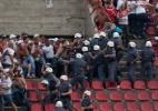 Por briga com corintianos, Justiça proíbe Independente de ir a estádios