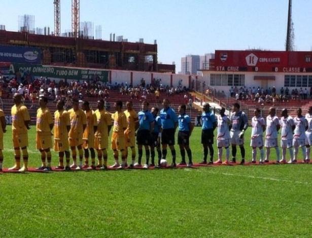 20.out.2013 - A decisão da Série B da Copa Kaiser também foi realizada neste domingo