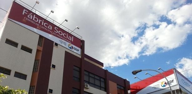 Fábrica Social, projeto de qualificação profissional da Secopa-DF: rendimento abaixo do previsto