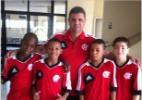Daniele Hypolito patrocinou viagem da equipe pré-infantil do Fla