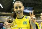 Qual a melhor opção na saída de rede na seleção feminina? - Divulgação/FIVB