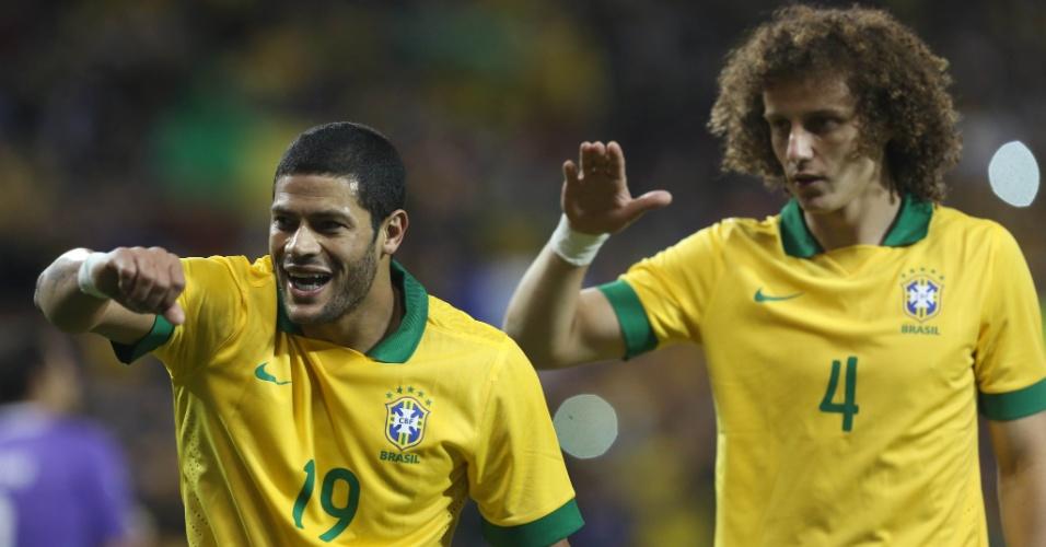 Brasil  vence Chile com gol de Robinho no último jogo do ano