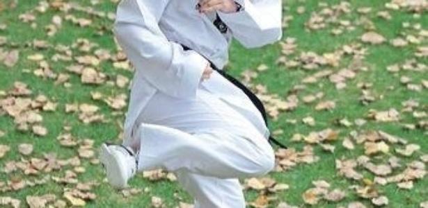 A lutadora de taekwondo Raphaella Galacho vai tentar disputar sua primeira Olimpíada no Rio-2016