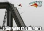 Corneta FC: São Paulo se envolve em acidente e cai da ponte!