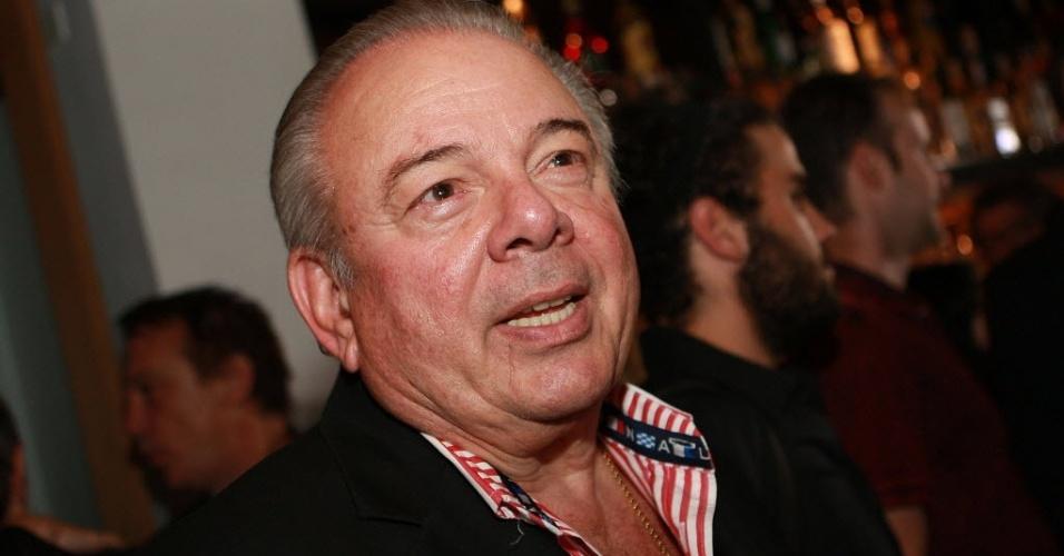 Luciano do Valle fez 50 anos de carreira em 2013, depois de começar a trabalhar em Campinas aos 16