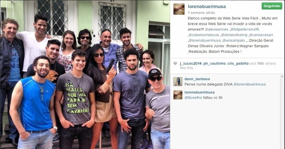 Lorena Bueri ganhou o Gata do Paulistão em 2012 e é assistente no Teste de Fidelidade