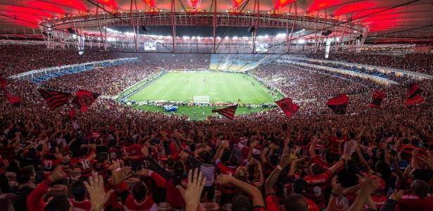 A torcida do Flamengo vive a expectativa do segundo resultado positivo em casa na Libertadores 2014
