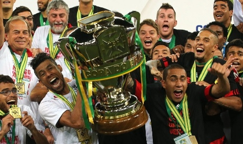 Título do Flamengo rende recorde para a Globo em 2013
