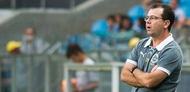 Enderson Moreira é o novo técnico do Grêmio para o lugar de Renato Gaúcho em 2014