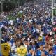 PM vê falha de planejamento na festa do Cruzeiro e aciona Ministério Público