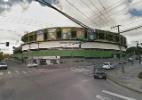 Antes de reestreia da Arena, Atlético-PR pode mandar dois jogos no Couto - Reprodução/Google Street View