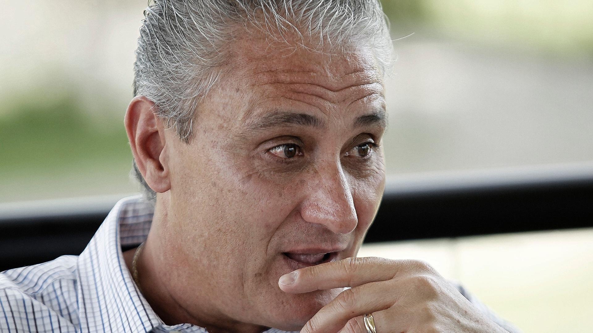 Tite, técnico do Corinthians, deixará o cargo no fim do ano e concedeu entrevista ao UOL Esporte