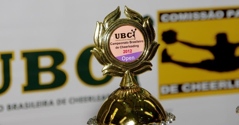 Troféu vai para os melhores times de cada modalidade